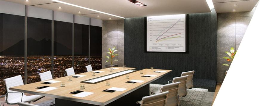 Iluminacin Led para Sala de Juntas y Residencial