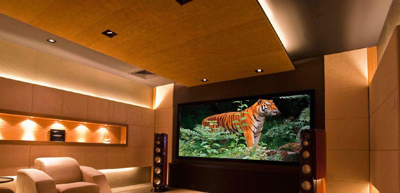 Audio y Video para Sala de Cine en Casa