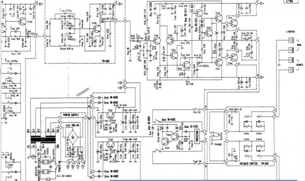 TELEQUIPMENT D53 OSCILLOSCOPE REPAIR MANUAL - Auto