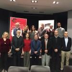 Las academias ibéricas unen fuerzas para impulsar proyectos de formación y la coordinación de sus premios