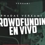 Verkamiy elSalón del Cine y las Series organizan elIV Crowdfunding en Vivo para producciones audiovisuales