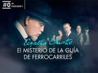 'Agatha Christie: El misterio de la guía de ferrocarriles' – estreno 15 de marzo en #0