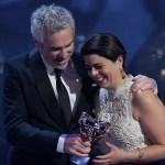 'Roma' conquista a los académicos británicos y logra cuatro Baftas, incluyendo mejor película y dirección