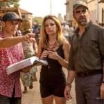 Salvador Calvo rueda estos días en Benín 'Un mundo prohibido', producida por Telecinco Cinema, Ikiru Films y La Terraza Films