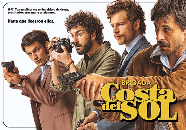 Brigada Costa Del Sol Estreno 6 De Mayo En Telecinco Audiovisual451