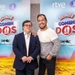 """Curro Velázquez, creador y director de 'Donde comen dos' de La 1: """"Me gusta tratar la discapacidad desde la comedia"""""""