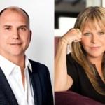 Mark Viane y Mary Daily de Paramount Pictures, distinguidos con el premio CineEurope a los distribuidores del año