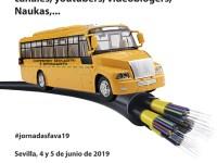 Sevilla acogerá la jornada 'La generación de contenido audiovisual educativo y de divulgación en la red: Youtubers, Naukers, videoblogers…'