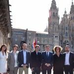 '3 Caminos', nueva serie de Ficción Producciones sobre el Camino de Santiago adquirida por Amazon Prime Video