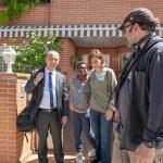 'Vergüenza' termina la grabación de su tercera temporada, mientras 'Velvet Colección' empieza a preparar su desenlace