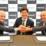 "Filmax firma un acuerdo con CJ 4DPLEX, para implantar en los Cines Filmax Gran Via ""La Triple Pantalla ScreenX"""