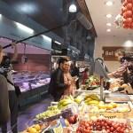 TV3 graba el nuevo programa 'Gent de mercats'