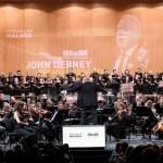 La cuarta edición de Movie Score Málaga registra más de 4.600 espectadores en siete conciertos, encuentros y masterclass