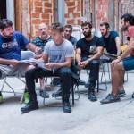 Comienza la grabación de 'Antidisturbios', la serie de Rodrigo Sorogoyen para Movistar+