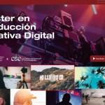 Un máster para el reto de las nuevas habilidades en el audiovisual
