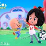 'Cleo & Cuquín' firma con Toy Plus para que sea su toy master mundial