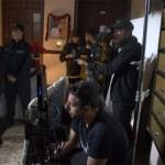 Finaliza el rodaje de 'La vecina de al lado', la primera película de la productora de la Escuela TAI