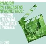 """Ciudad de Madrid Film Office patrocina la jornada: """"Producir de manera sostenible es posible"""""""