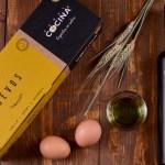 Canal Cocina lanza al mercado su primera línea de productos con aceite de oliva virgen extra y huevos camperos