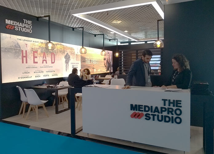 the mediapro studio