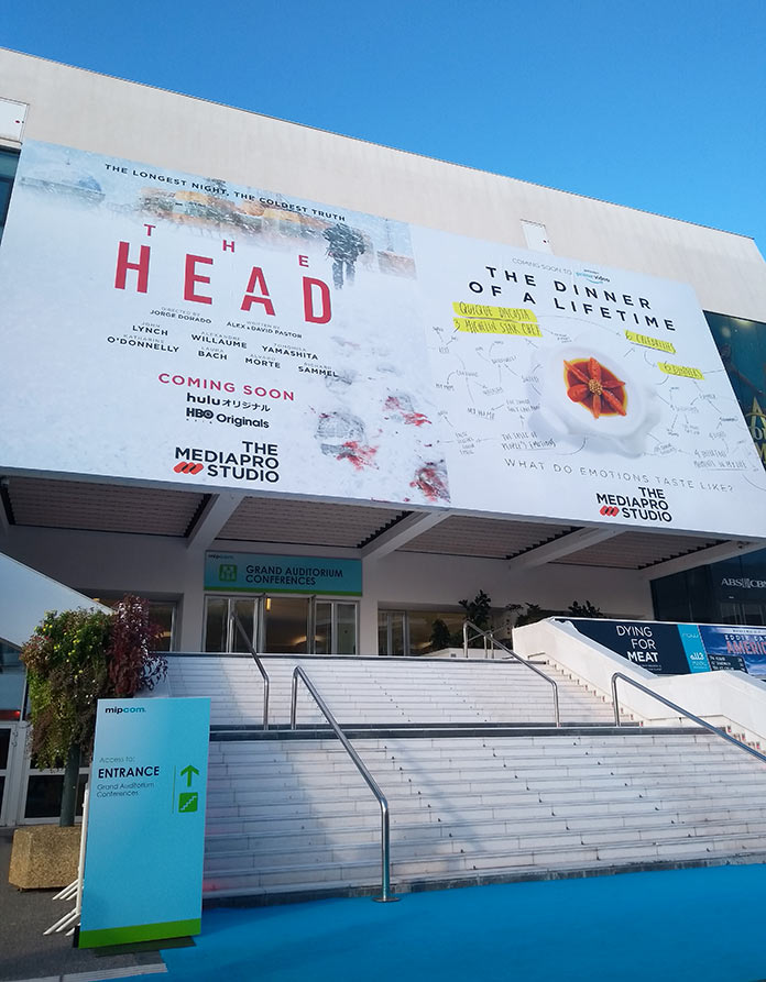 the head mipcom 2019