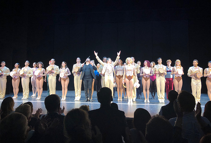 raimundo hollywood a chorus line