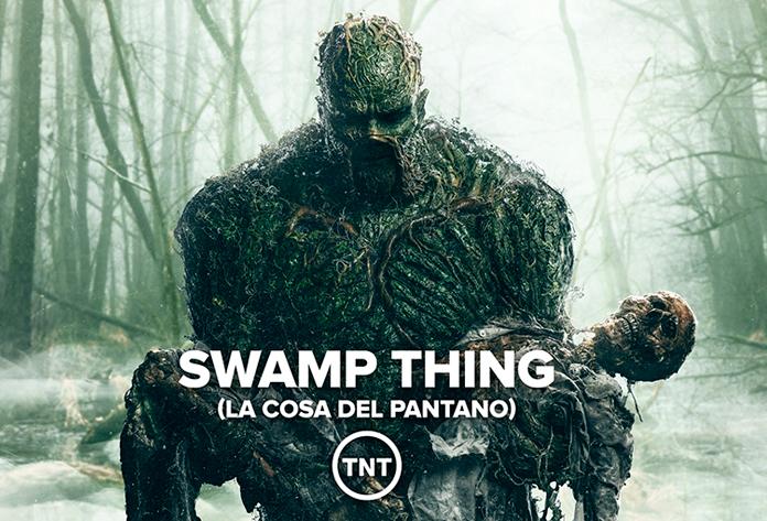 Swamp Thing La cosa del pantano