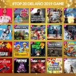 'FIFA 20' fue también el videojuego más vendido del año