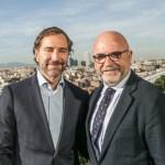 """Carlos Rosado: """"Spain Film Commission quiere contribuir a formar ese hub audiovisual español del que habló el presidente del Gobierno"""""""
