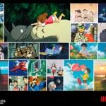 'El viaje de Chihiro' y 'Mi vecino Totoro' se podrán ver en Netflix