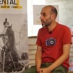 """David Baute: """"Todos los años la programación de MiradasDoc proyecta tres o cuatro documentales que pasaron años anteriores por su mercado"""""""