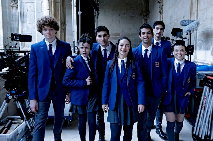 el internado las cumbres amazon serie