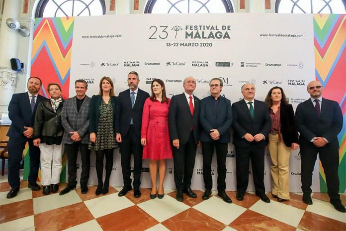 presentacion festival de malaga 2020
