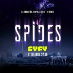 'Spides' – estreno 27 de abril en Syfy
