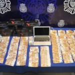 La Policía Nacional desarticula un entramado criminal que suministraba ilegalmente servicios audiovisuales y de televisión