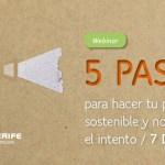 Tenerife Film Commission organiza el 7 de mayo un webinar gratuito sobre producción sostenible