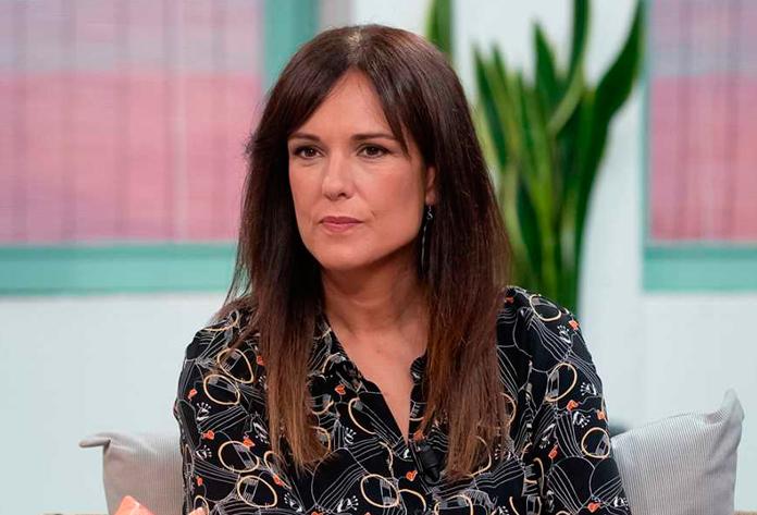 La presentadora Mònica López, criticada pel seu físic