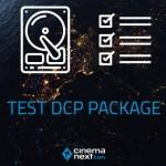 CinemaNext crea un paquete DCP para que los cines prueben sus equipos antes de la reapertura