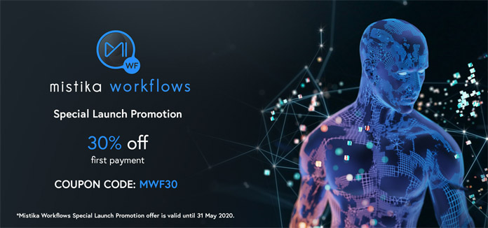 Mistika Workflows