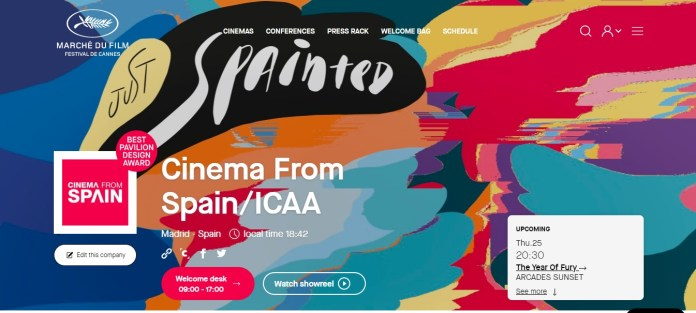 'Cinema from Spain