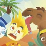Clan adquiere la serie 'MeteoHeroes' para su emisión en España y Latinoamérica
