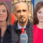 Televisión Española anuncia relevos en las corresponsalías de Roma, Londres y Bruselas