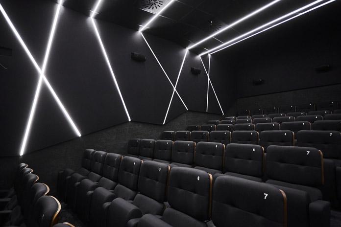 Cine Embajadores de Madrid