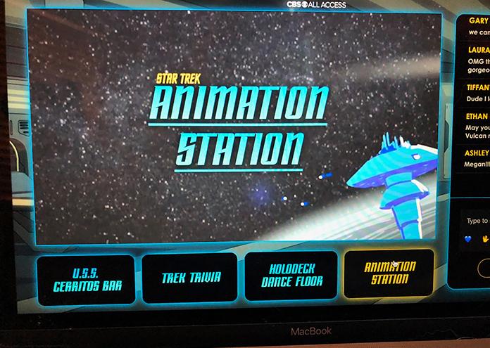 Raimundo Hollywood Star Trek Lower Decks
