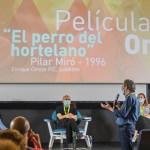 Pilar Miró, protagonista en el 23º Festival de Málaga
