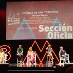 Gerardo Herrero da la alternativa a nuevos talentos en 'Crónica de una tormenta'