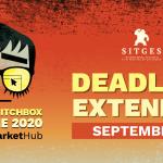 Sitges Pitchbox 2020 amplía su convocatoria hasta el 8 de septiembre