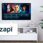 Los cableoperadores locales lanzan Zapi, una nueva plataforma avanzada de TV de pago