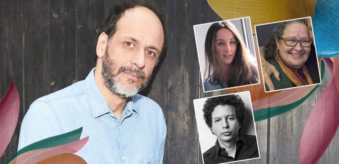 El cineasta italiano Luca Guadagnino, presidente del jurado de la Sección Oficial del 68º Festival de San Sebastián - Audiovisual451