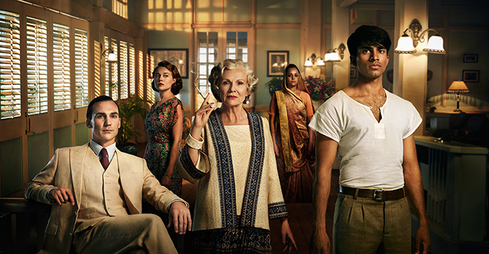 Indian Summers Acorn TV